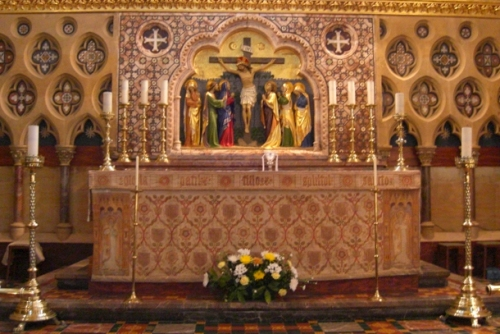 St. John's Church altar